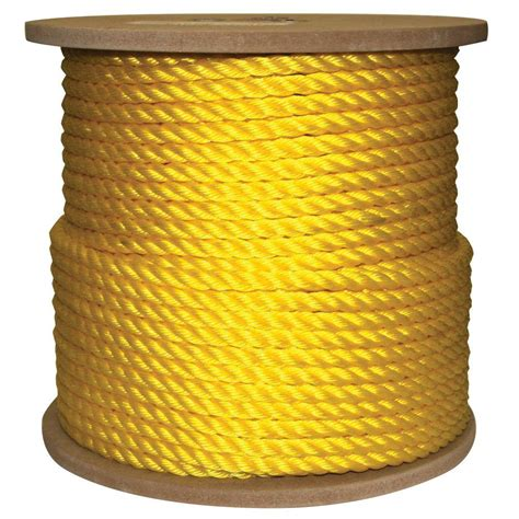 t w cordage 1 2 in x 665 ft twisted sisal rope 23