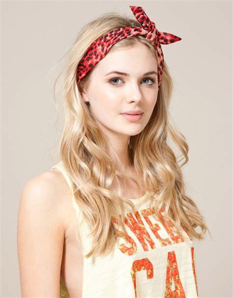 Headbands Trends | new headband trends for summer