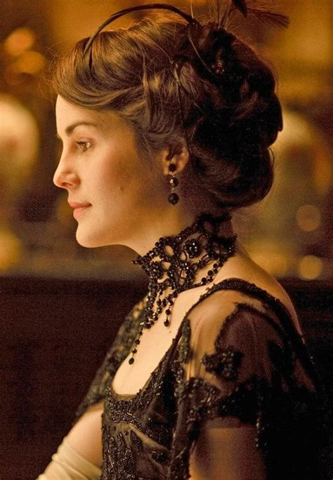 lady mary crawleys new hair style downton abbey hair styles isabella alden
