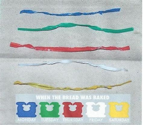 color of bread ties bread color ties pin by kari rasmussen steinbach on food