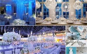 winter theme decorations wedding theme alece