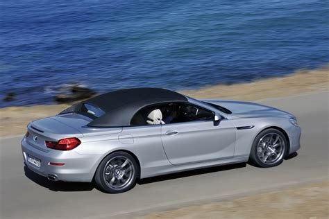 new bmw 6 series convertible photos and info autotribute