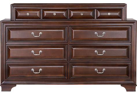 Mill Valley Ii Cherry Dresser Dressers Dark Wood