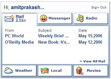 yahoo mail layout change yahoo reboots new design is sleek and intuitive