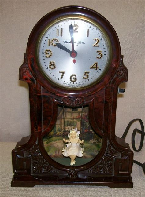 swing clock mastercrafters girl in swing clock whαt ᏖḯϻᎲ ḯt ḯs
