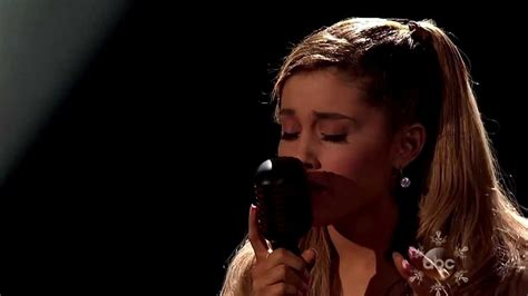 tattooed heart ariana grande tattooed grande american awards 2013