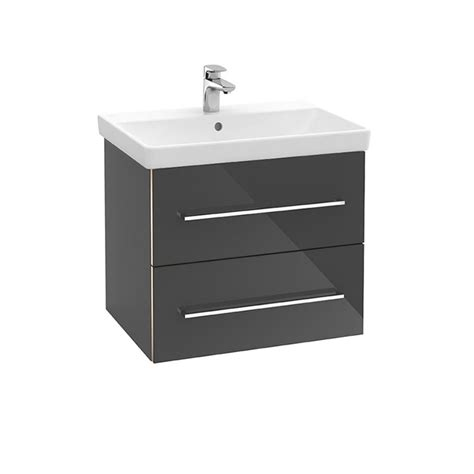 villeroy and boch bathroom vanity villeroy and boch avento two drawer vanity washbasin unit