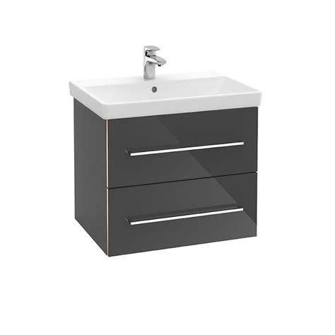 villeroy and boch bathroom vanity villeroy and boch avento two drawer vanity washbasin unit
