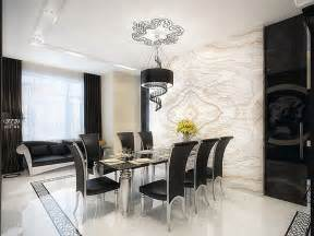 Modern dining room design by geometrix interior design architecture