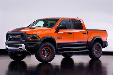 Ram 1500 Concept by Dodge Ram Rebel X 1500 Concept Http Briggsdodge