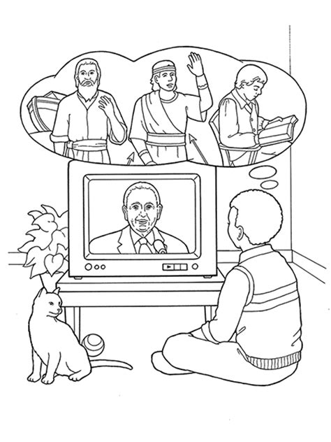 king benjamin coloring page primarily inclined primary 4 lesson 10 king benjamin
