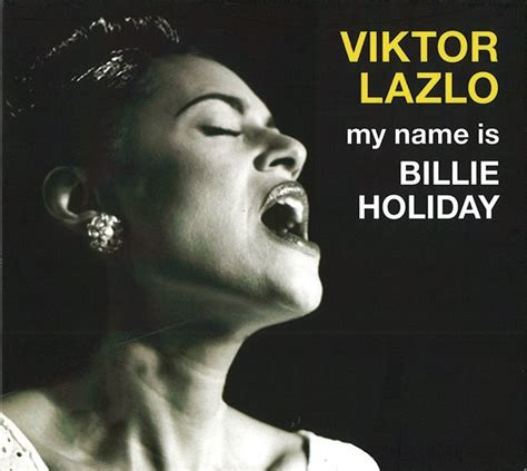 billie my viktor lazlo my name is billie cd album at
