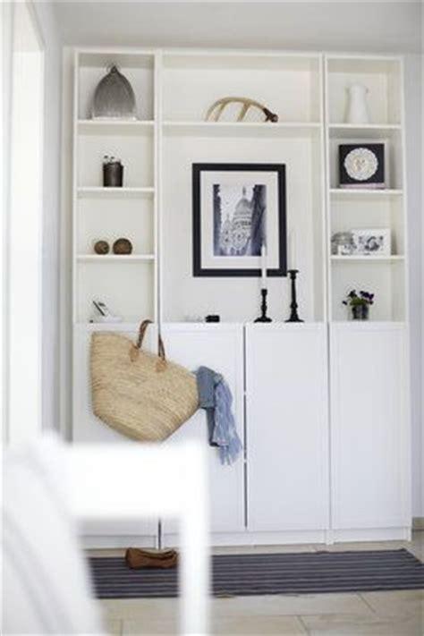 Ideen Flurgestaltung Ikea by Die Besten 25 Billy Regal Ideen Auf Billy