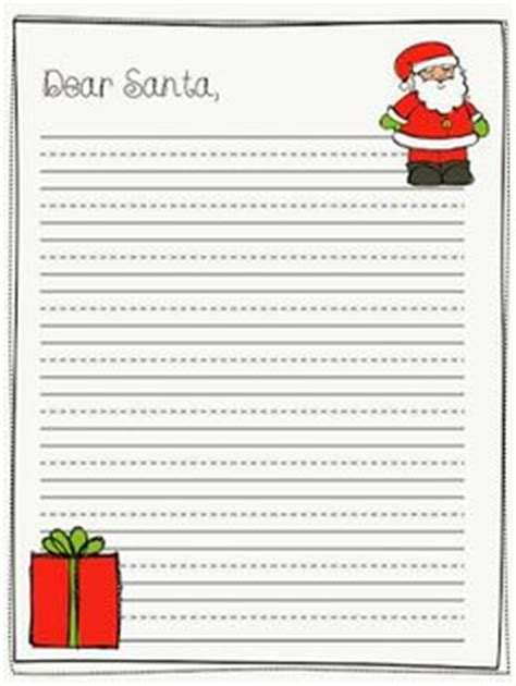 letter to santa template grade 3 freebie from what happens in first grade santa letter