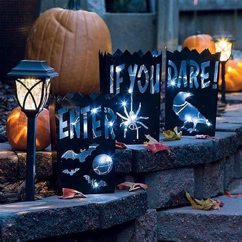 halloween decorations scary indoor outdoor