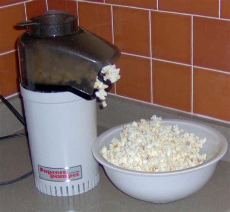 corn maker popcorn maker