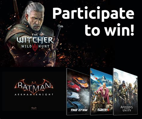 Pc Richards Sweepstakes - witcher 3 batman ak giveaway steiger dynamics