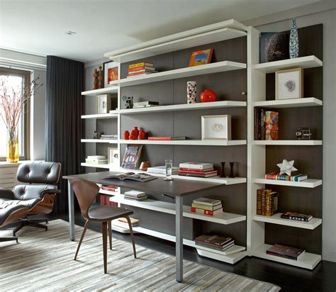 study space design modern interior design by noha hassan from new york