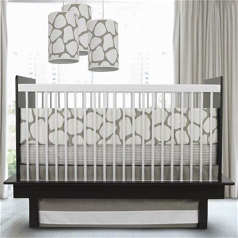 Grey Crib Nursery by Trending In The Nursery Gray Babycenter