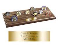 Cer Shell Racks by Challenge Coins Display Holders Shell Casing Coin Rack 6