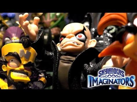 skylanders imaginators: cortex gameplay + figurine (first
