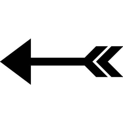 With Arrow Clip by Arrow Curve Pointing To Right Direction Free Arrows Icons