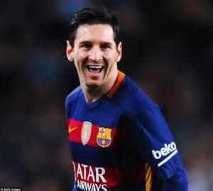 www lionel barcelona 6 1 celta vigo luis suarez hat trick and lionel