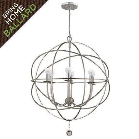 ballard designs orb chandelier orb chandelier diy home decor ideas