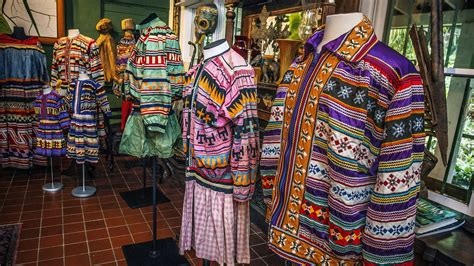 seminole patchwork admiration  appropriation code switch npr