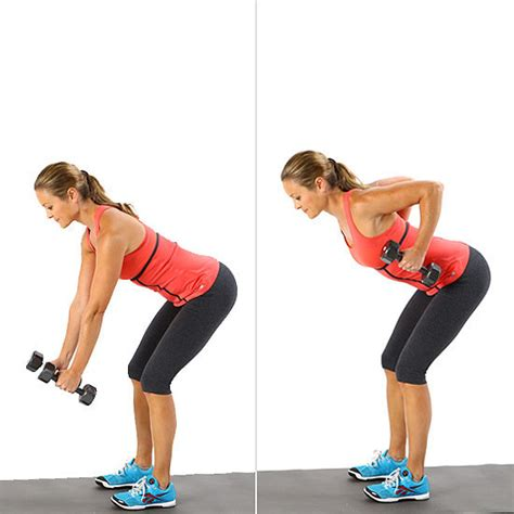 dumbbell chest exercises no bench dumbbell row the 3 move workout for when you re pressed