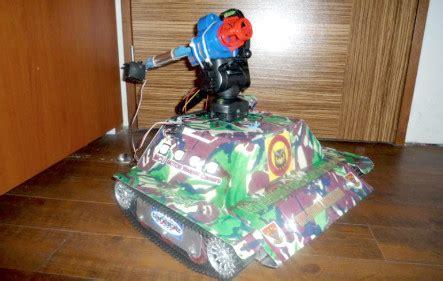 membuat robot pengintai tak perlu jenius untuk bikin robot