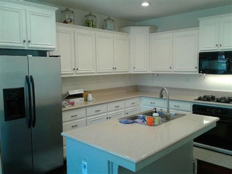 Central Valley Cabinets kitchen cabinet painting in the central valley area