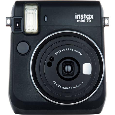 instant fuji fujifilm instax mini 70 instant black