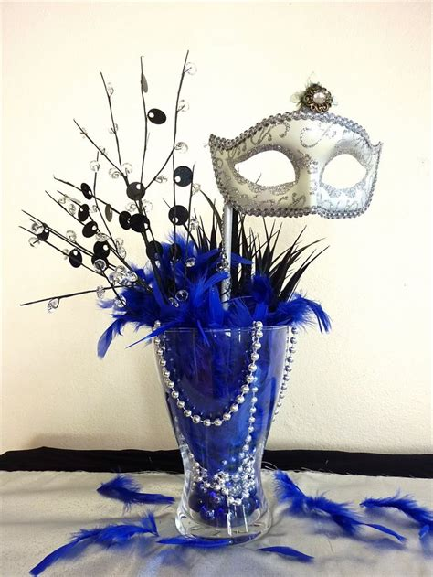 How To Decorate For A Masquerade Themed by Best 25 Masquerade Centerpieces Ideas On