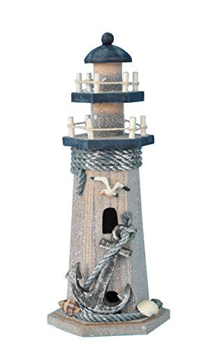 starfish wooden lighthouse nautical themed rooms yk decor wooden lighthouse 10 quot high nautical themed rooms