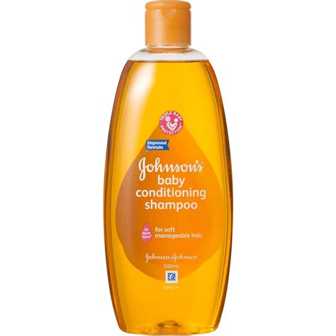 Shoo Johnson Baby johnson s baby hair care conditioning shoo woolworths