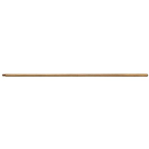 premier 5 ft non adjusting wood extension pole with