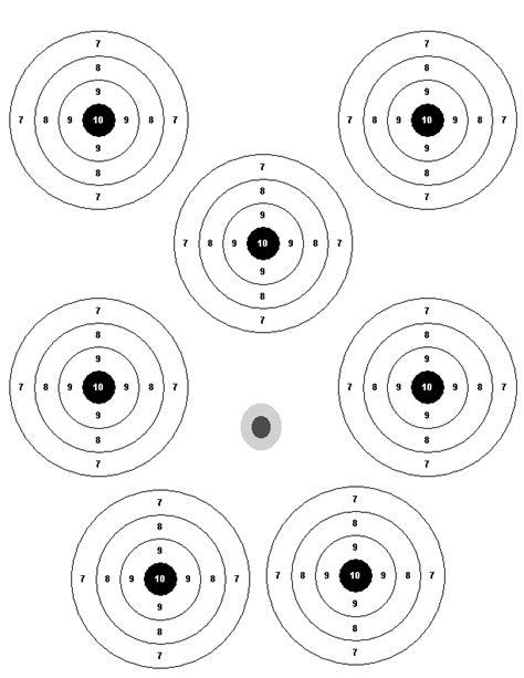 printable targets airguns all about air guns registered air gun dealer and