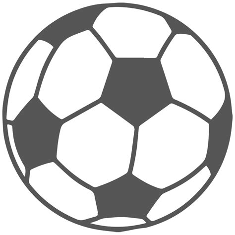 Balls Outline by Outline Of Clipart Best