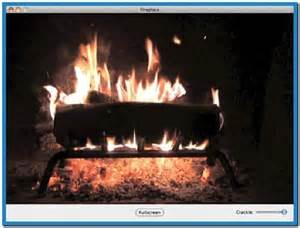 crackling screensaver mac free