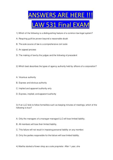 Contract Essay Questions And Answers by Contract Essay Answers