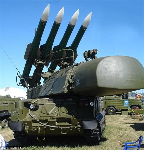 malaysia airlines flight 17 shot down in ukraine how did buk missile 570 jpg