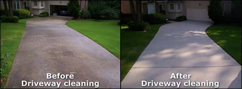 how to clean concrete patio without pressure washer soft washing augusta soft washing company ga