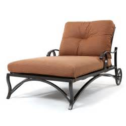 mallin volare oversize chaise lounge