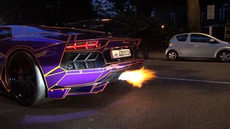 lamborghini aventador edition purple flames from decatted purple lamborghini aventador
