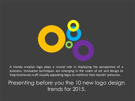 new year logo design 2015 10 new trends of logo design for 2015