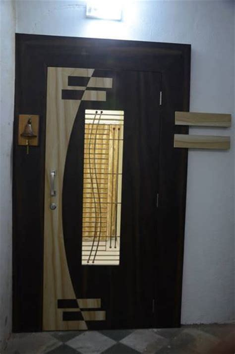 safety door design safety door residence living room compact modern