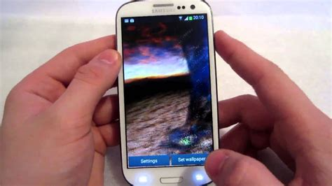 best android live wallpapers on samsung galaxy s4 review 8 samsung galaxy s3 wallpapers hd how to set up rotating