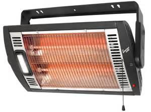 Best Portable Heater For Bathroom Comfort Zone Czqtv5m Ceiling Mounted Quartz Infrared Heater