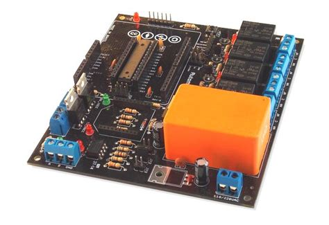 arduino home automation development board unveiled by